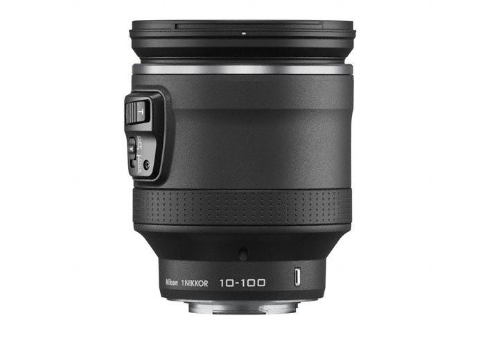 Nikon objektiv Nikkor 10-100mm f/4.5-5.6 VR PD-Zoom