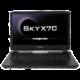 EUROCOM Sky X7C, černá