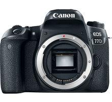 Canon EOS 77D tělo - 1892C003 + Trenýrky se vzorem - velikost L v hodnotě 259 Kč