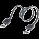Akasa prodlužovací kabel pro LED pásek (AK-CBLD06-30BK), 30cm