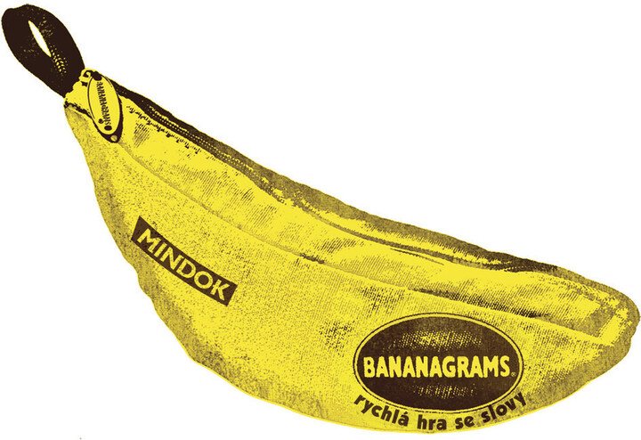 Desková hra Bananagrams
