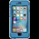 LifeProof Nüüd pouzdro pro iPhone 6s, odolné, modrá