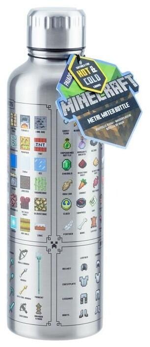 Láhev na pití Minecraft, 500 ml