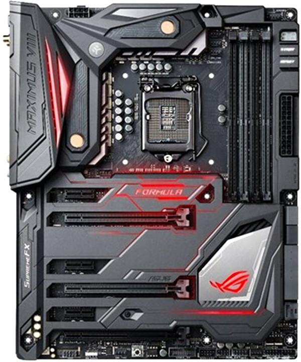 ASUS ROG MAXIMUS VIII FORMULA - Intel Z170