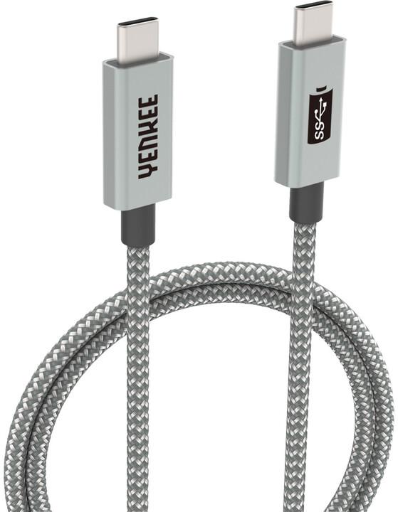 YENKEE YCU 321 GY kabel C-C Gen.1 / 1m
