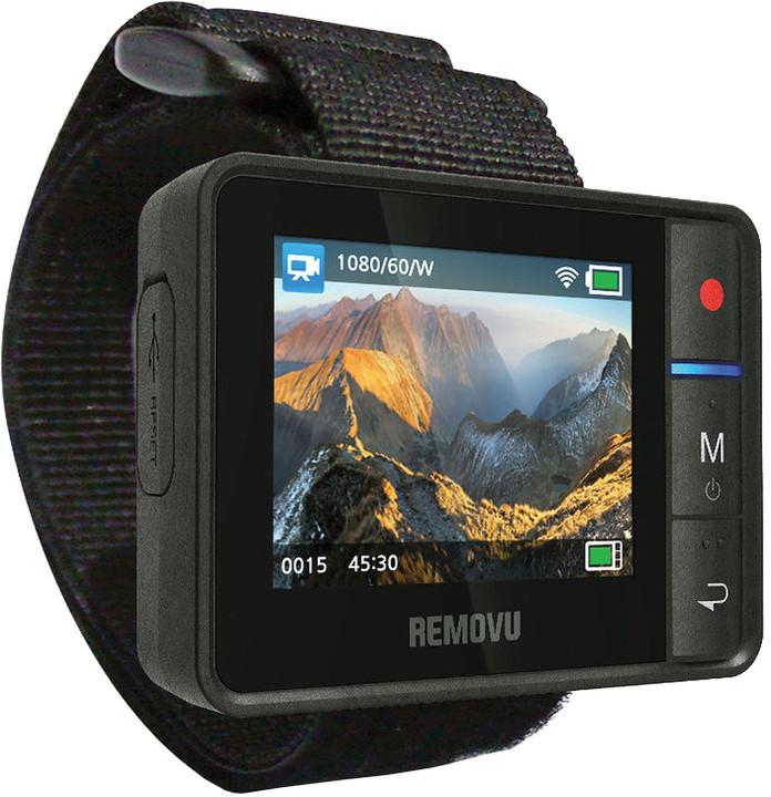 REMOVU R1+ pro GoPro RMV001 Bezdrátový WiFi displej + dálkový ovladač