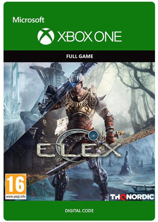 ELEX (Xbox ONE) - elektronicky