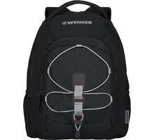 """WENGER MARS - 16"""" batoh na notebook, černá/šedá - 610205"""
