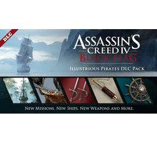 Assassin's Creed IV: Black Flag Illustrious Pirates Pack - elekronicky (PC)