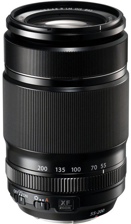 Fujinon XF55-200mm f/3.5-4.8 R LM OIS