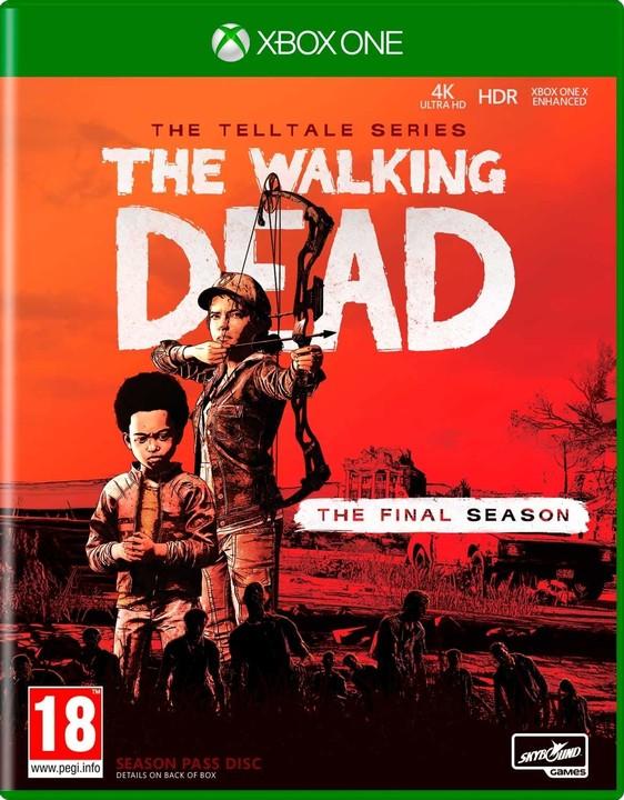 The Walking Dead: Telltale Series - Final Season (Xbox ONE)