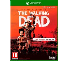 The Walking Dead: Telltale Series - Final Season (Xbox ONE) - 811949030597