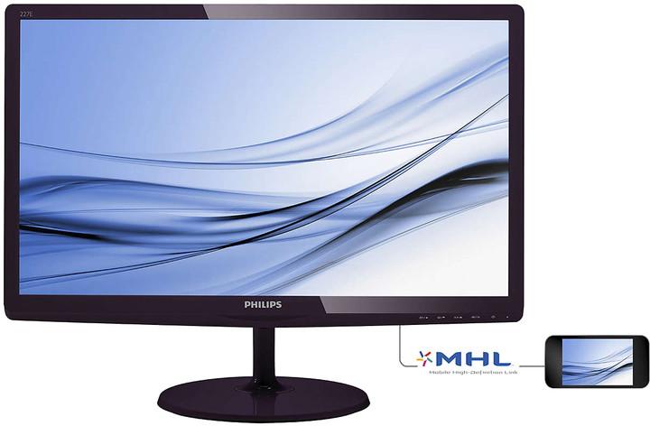 """Philips 227E6EDSD FHD - LED monitor 22"""""""
