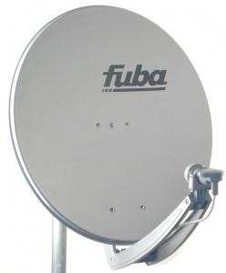 FUBA parabola 80Al, šedá