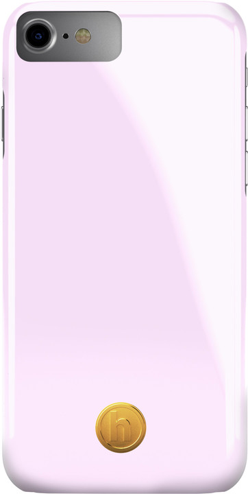 Holdit Case Appple Phone 6s,7,8 - Bubble Pink Silk
