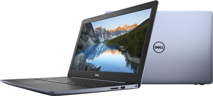 Dell Inspiron 15 (5570), modrá