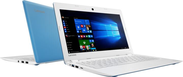 Lenovo IdeaPad 110S-11IBR, modrá