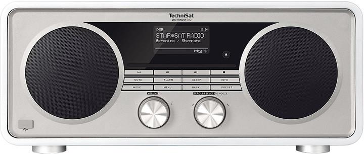 TechniSat Digit Radio 600, bílá