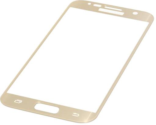 Forever tvrzené sklo 2,5D na displej pro Samsung Galaxy A7 2016, zlatá