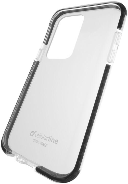 CellularLine ochranné pouzdro Tetra Force Shock-Twist pro Samsung Galaxy S20 Ultra, transparentní