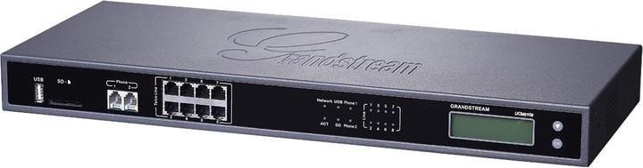 Grandstream UCM6108, IP pobočková ústředna