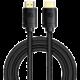BASEUS kabel HDMI 2.1, M/M, 8K, 2m, černá