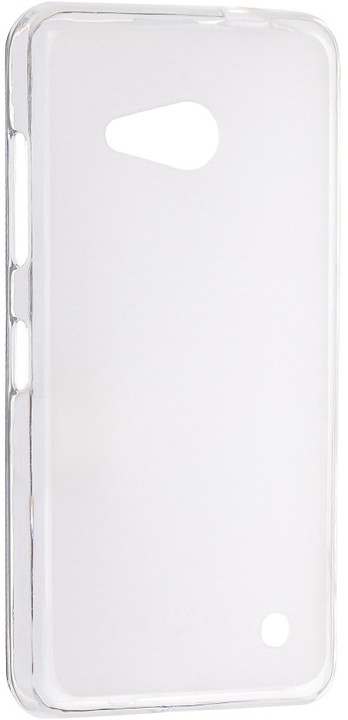 FIXED TPU gelové pouzdro pro Microsoft Lumia 550, bezbarvá