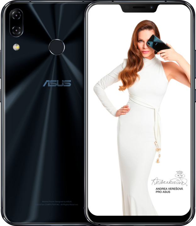 ASUS ZenFone 5 ZE620KL, Midnight Blue