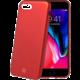 CELLY Sotmatt TPU pouzdro pro Apple iPhone 7/8, matné provedení, červené