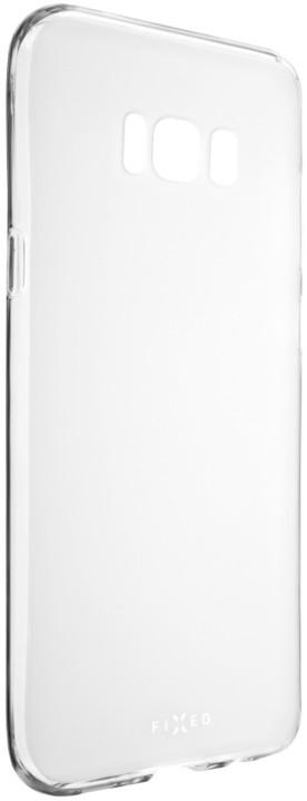 FIXED gelové pouzdro pro Samsung Galaxy S8 Plus, matné