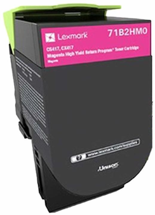 Lexmark CS/X417, magenta