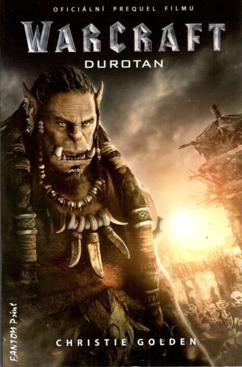 Kniha WarCraft: Durotan