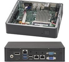 SuperMicro E200-9AP /Atom E3940/DDR/60W - SYS-E200-9AP