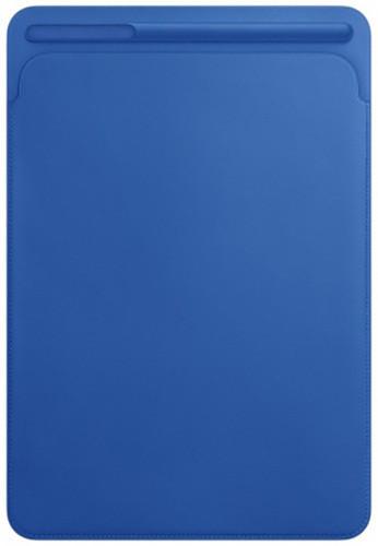 """Apple kožený návlek na 10,5"""" iPad Pro, elektricky modrá"""