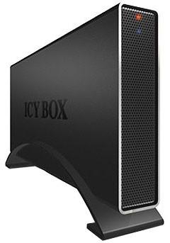 RaidSonic Icy Box IB-318StU3-B, USB 3.0
