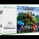 XBOX ONE S, 500GB, bílá + Minecraft + Minecraft: Story Mode  + Druhý ovladač Xbox, bílý v ceně 1400 kč