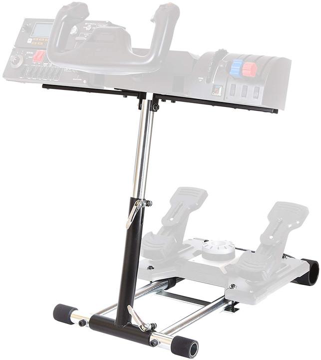 Wheel Stand Pro for Logitech G Saitek Pro Flight Yoke System - DELUXE V2