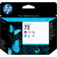 HP C9383A, tisková hlava, azurová a purpurová, č. 72