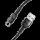 Mcdodo Omega series datový kabel USB - USB-C, 1.8m, černá