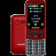 Aligator VS900 Senior, červeno/stříbrná  + Voucher až na 3 měsíce HBO GO jako dárek (max 1 ks na objednávku)