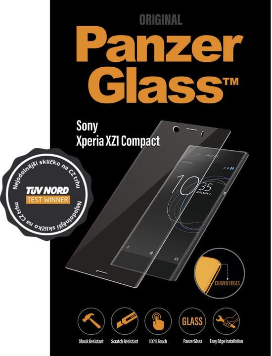 PanzerGlass Premium pro Sony Xperia ZX1 Compact, čiré
