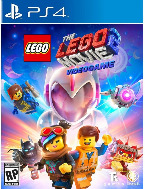 LEGO Movie 2: The Videogame (PS4)