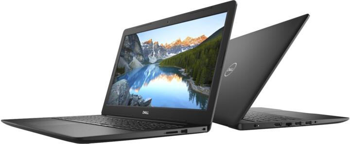 Dell Inspiron 15 (3583), černá