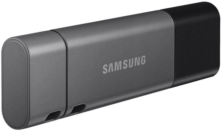 Samsung DUO Plus 64GB, šedá