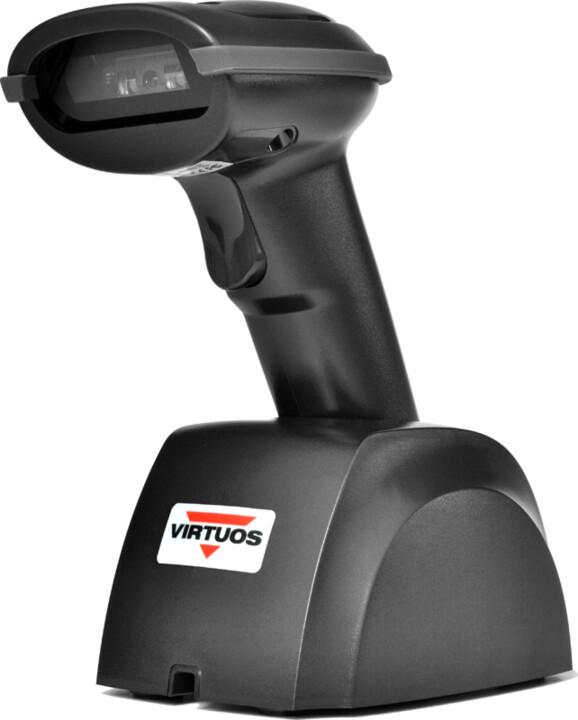 Virtuos HW-310 - bezdrátová, základna, černá