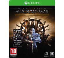 Middle-Earth: Shadow of War - Gold Edition (Xbox ONE) - 5051892209212