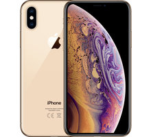 Apple iPhone Xs, 64GB, zlatá - MT9G2CN/A