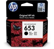 HP 3YM75AE, černá, č. 653
