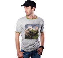Tričko World of Tanks - Comics Tank (M) - 5908305221982