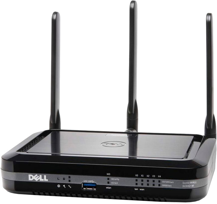 Dell SonicWall SOHO Wireless-N International firewall